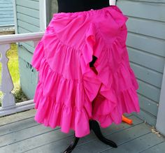 Long your color choice 25 Yard Hem Ruffled by StrumpetsDelight