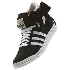 adidas Top Ten Hi Sleek Bow Bandana Shoes