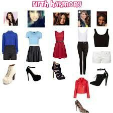 Fifth harmony outfit ideas