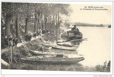 Sucé, La Chaussée et l'Embarcadère