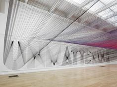 of paper and things: see | art installation