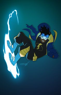 Static Teen TitansMilestone comics was absorbed into it's parent company DC Comics and Static made his appearance in the Teen Titans storyline eventually joining the team. Thanks to the popularity of his show Static had a fan base waiting for him in. Dope Cartoon Art, Dope Cartoons, Black Cartoon, Black Anime Characters, Dc Comics Characters, Static Dc, Black Lightning Static Shock, Comic Books Art, Comic Art