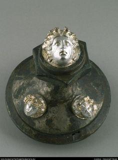 Thracian treasure from Bulgaria 4th cent.BC