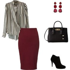 Fall interview outfit