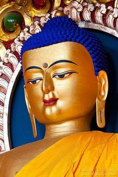 Sakyamuni Buddha | Flickr - Photo Sharing!