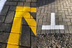 Recent Work - Painting & Decorating - Road Marking