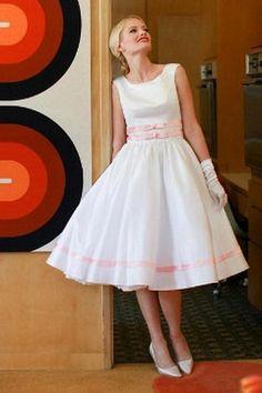 Vestito vintage anni 50