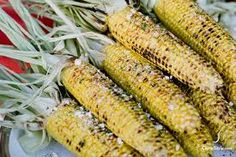oh how i love mexican corn on the cob