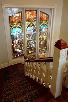One of the most striking features in Ventress is the large, stained glass window commemorating the University Grays, a Confederate unit from the Civil War era. The unit was made up entirely by Ole Miss students — none of whom ever returned from the Battle of Gettysburg. The 100% casualty rate gives a chilling spin to the picturesque building. The hauntingly beautiful glass window depicts Confederate Grays heading off to the war, memorializing the young lives lost in the Confederate war…