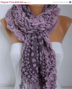Scarf  Graduation Gift Winter Accessories Cowl Scarf by fatwoman