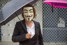"Is Anonymous' war on ISIS doing more harm than good? Just days after the attacks in Paris ISIS became the target of one of the world's biggest vigilante anti-terrorism campaigns. In a widely distributed video a figure wearing a Guy Fawkes mask publicly declared war on ISIS promising that ""Anonymous from all over the world will hunt you down."" ISIS had already been a favored target for Anonymous groups with #OpISIS kicking off in January but the horrifying attacks drove thousands of new eyes…"