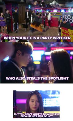 Only Lee Min Ho can, lol..
