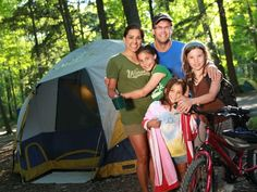 Learn to camp at Ontario Parks