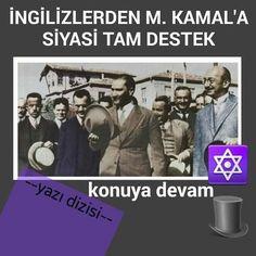 """Instagram'da Kenan Gümüş: """"İNGİLİZLERDEN M. KAMAL'A SİYASİ TAM DESTEK ..Konuya devam ediyorum.. ➡İngilizlerin M. Kemal'e verdiği siyasi destek, ⚫İngilizlerin M.…"""""""