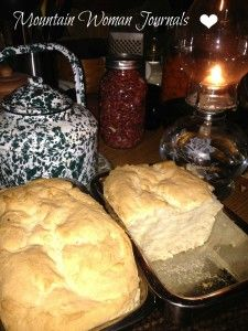 Mountain Woman Journals - Wilderness Alabama Bread, kaiser rolls, and banana bread Banana Nut Bread, Yeast Bread, How To Make Bread, Simple Pleasures, Graham Crackers, Simple Living, Just In Case, Good Food, Rolls