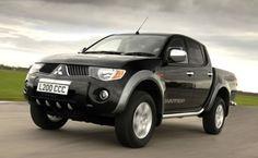 #L200 #Mitsubishi #MitsubishiMotors Mitsubishi L200 WARRIOR