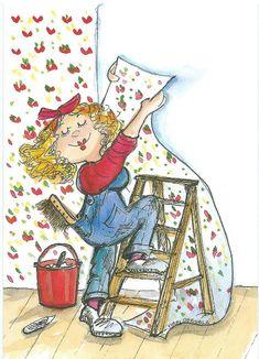 les meli melo de mamietitine - Page 21 Valentines Watercolor, Watercolor Cards, Decoupage, Calin Couple, Art Fantaisiste, Art Mignon, Image 3d, Illustration Girl, Heart Art