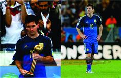 Messi desprecia distinción del Balón de Oro