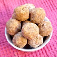 White Chocolate Peanut Butter Protein Bites Recipe on Yummly. @yummly #recipe