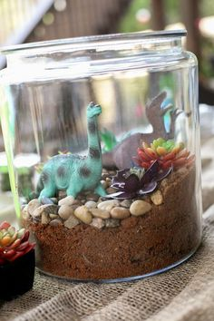 Dinosaur Birthday Party LJ Bower Power-17