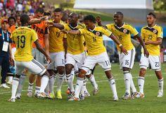 Fußball-WM: Kolumbien tanzt zum Gruppensieg