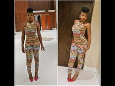 WCW Fashion Trends To Follow- The ANKARA Jumpsuits