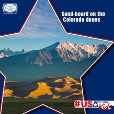Colorado is home to the Great Sand Dunes National Park, a beautiful haven of greenery, wildlife and dreamy sand dunes. Let your kids sled through the dunes and run around beautiful green pastures. Make the most of this magical world on a holiday to the US of A