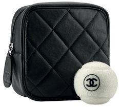 Show Your Fashion Colors On The Tennis Court With Chanel Tennis Balls — StyleFrizz