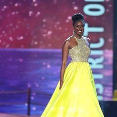 Miss District of Columbia 2017, Briana Kinsey. Photo: Miss America Organization