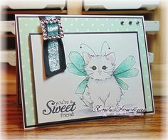 Scrappy Sweet Creations: Sweet Friend - A Day For Daisies