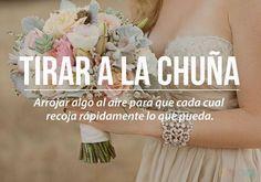 Chilean Slang: Tirar a la chuña