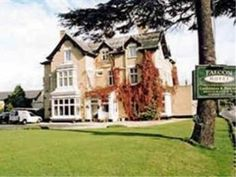 The Falcon Guest House, Taunton: Fawlty Towers meets the Money Pit... so SO bad it's good. Look out for the broken windows fixed with sellotape, the orange bathroom suites and the lovely Graham who play the part of owner, barman, waiter, chambermaid and receptionist.