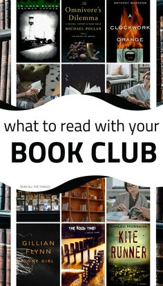 Are you searching for a book to read with your book club? I have book recommendations! They include an adventure memoir about climbing Mt. Everest; a novel about an unlikely friendship in Afghanistan; a classic true crime book; and more. Come find a book that will keep your club talking for hours. Best Book Club Books, Book Club Reads, Good Books, Books To Read, Find A Book, Love Book, True Crime Books, What To Read, Book Recommendations