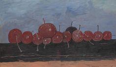 Philip Guston Cherries 1976