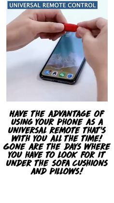 Cushions On Sofa, Pillows, Iphone Life Hacks, Universal Remote Control, Animal Jokes, Day, Gadgets, Tips, Accessories