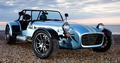 Caterham 7 CSR. 0-60 mph time: 3.1 secs. 260 hp. Base price is about $71,328. The CSR is the latest model from Caterham Cars. Though it retains the appearance of the Super Seven, the CSR is the most heavily modified Caterham.