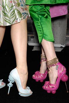 John Galliano Shoes Fall/ Winter