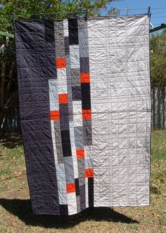 QUILT - Building Blocks, via Flickr. erin@missy mac creations
