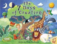 The 7 Days Of Creation (God Counts)