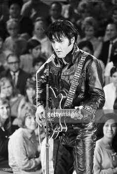 elvis 68 comeback special aired 12368