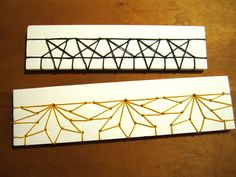 japanese stab binding #16: stars and maple leaves