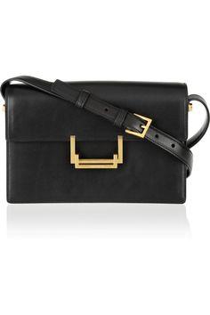 50afbb311a1f Saint Laurent   Lulu leather shoulder bag   NET-A-PORTER.COM Purses