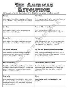 Worksheets American Revolution Timeline Worksheet pinterest el global de ideas american revolution writing activities