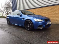 BMW E92 M3 V8 MONTE CARLO EDITION 2010 #bmw #m3 #forsale #unitedkingdom