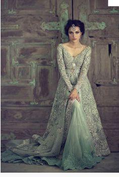 Indian inspired dress for weddings