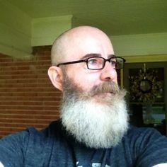 Bald With Beard, Hair Locks, Turning, Big, Fashion, Moda, Fashion Styles, Bald Head With Beard, Wood Turning