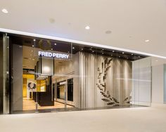 BuckleyGrayYeoman has revealed its latest unique design for Fred Perry's international store in Bangkok Thailand. The Flagship store in the Thai capital is BuckleyGrayYeoman's first completion for Fred Perry since it was appointed Worldwide Retail Design Consultant for the clothing brand, and is the practice's first project in the Far East. http://www.buckleygrayyeoman.com