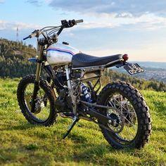 MEGADELUXE — Trinta&Um NX650. (Via the Bike Shed). #honda...