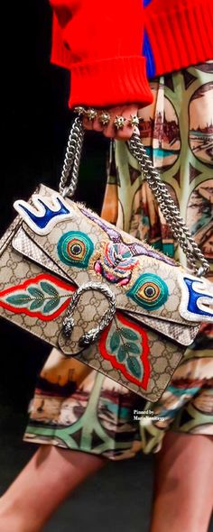 Gucci Resort-2017 Collection Details