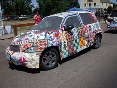 Another Quilt Car